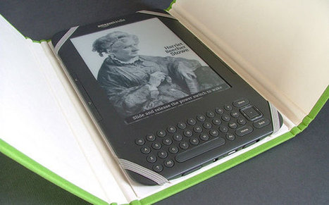 50 Surprising Ways To Use Your Amazon Kindle | Edudemic | eBooks, eReaders, and Libraries | Scoop.it
