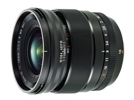 Fujifilm announces fast, weather sealed XF 16mm f/1.4 R WR lens