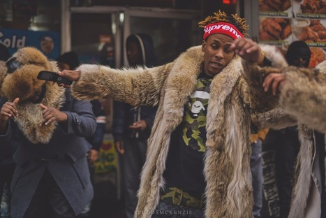 Rising Star Rich The Kid Explains How To Make Money As A Rapper | GetAtMe | Scoop.it