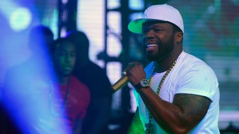 50 Cent Arrested for Profanity-Laced Concert in St. Kitts | Criminology and Economic Theory | Scoop.it