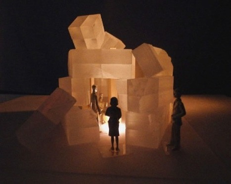 Warming Huts competition honors Frank Gehry and four others | The Jazz of Innovation | Scoop.it