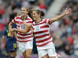 U.S. Women - U.S. Soccer | WSHS Girls Soccer | Scoop.it