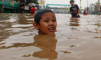 Is cloud seeding preventing further flooding in Indonesia?   Aire Puro   Scoop.it