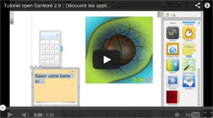 Tous les tutoriels vidéo pour Open Sankoré | TIC et TICE mais... en français | Scoop.it