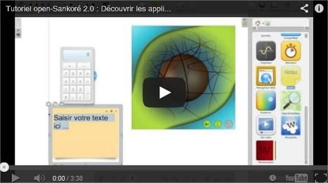 Tous les tutoriels vidéo pour Open Sankoré | Enseignement et TICE | Scoop.it
