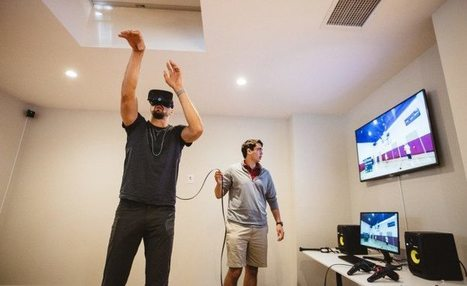 Lou Amundson's Big Plans for Taking Fans Inside NBA Players' Lives Via Virtual Reality - National Basketball Players Association | Sports and Performance Psychology | Scoop.it