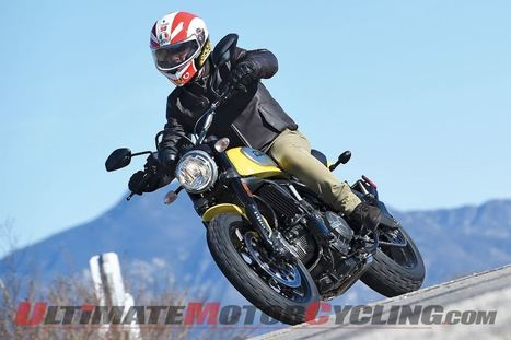 Ducati Scrambler Review | Retro Hooligan Arrives | Ductalk Ducati News | Scoop.it