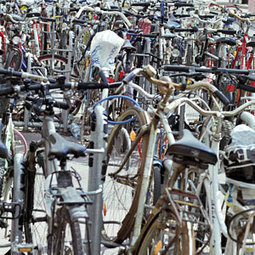 Oregon is a state that is doing bike parking right! | Secure bicycle parking facilities | Scoop.it