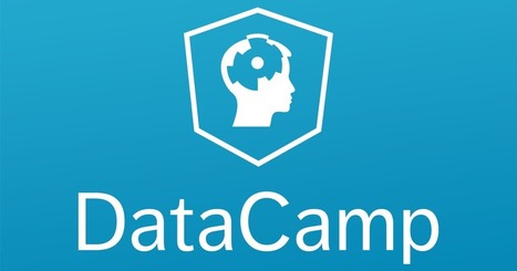 DataCamp: Learn R, Python & Data Science Online | #Dataviz - #OpenData | Scoop.it