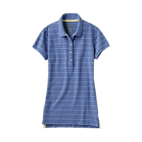 WOMEN Washed Stretch Pique Short Sleeve Stripe Polo Shirts B , Apparel and Accessories Products, Women's Clothing Manufacturers, WOMEN Washed Stretch Pique Short Sleeve Stripe Polo Shirts B Supplie...   Adventure Tours   Scoop.it