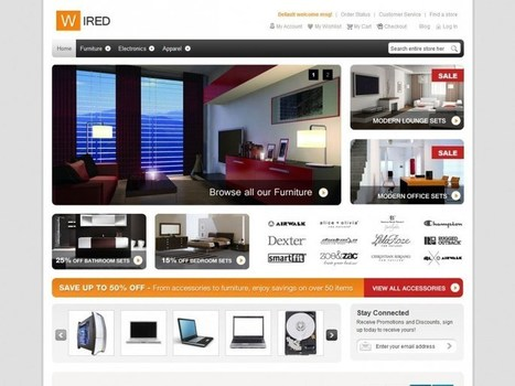 Top Free Responsive Magento e-Commerce Themes toDownloa | PHP development | Scoop.it