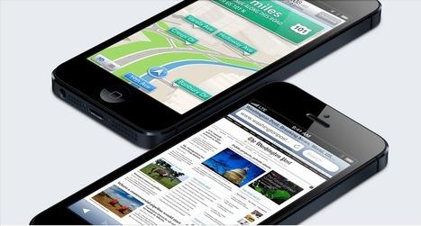 Apple faciliterait l'échange des vieux iPhone contre les derniers modèles | Geeks | Scoop.it