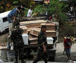 Mass burial cancelled as Philippines anger turns deadly | Sustain Our Earth | Scoop.it