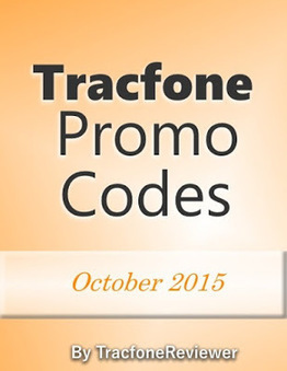 TracfoneReviewer: Tracfone Promo Codes for October 2015   Tracfone Reviews and Promo Codes   Scoop.it