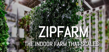 Urbafresh Foods | Vertical Farm - Food Factory | Scoop.it