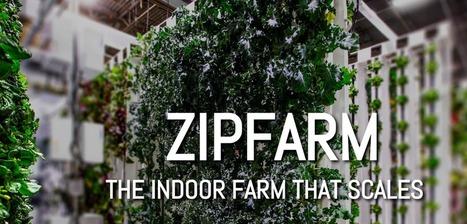 Urbafresh Foods | Vertical Farm - Food Factory | Scoop.it
