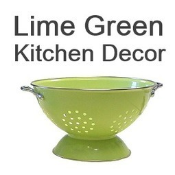 Best Lime Green Kitchen Decor and Accessories 2014: Best Lime Green Kitchen Decor - Accessories-Utensils-Appliances 2014 | Real Estate | Scoop.it