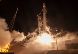 Falcon 9 first stage sails into Port Canaveral atop ASDS – ahead of big plans | Aerospace and aviation construction | Scoop.it