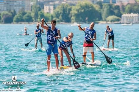 J-3 pour l'Alpine Lakes Tour Montreux ! | Stand up paddle | Scoop.it