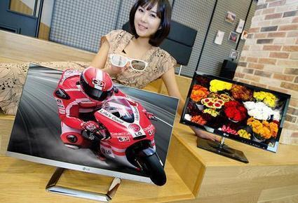 LG to unveil DM92 27″ 3D display with 1mm bezel at CES 2012 | Technology and Gadgets | Scoop.it