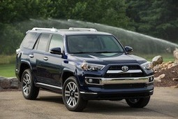 Toyota announces pricing for 4Runner SUV, Tacoma pickup - Examiner.com | Toyota Tacoma | Scoop.it