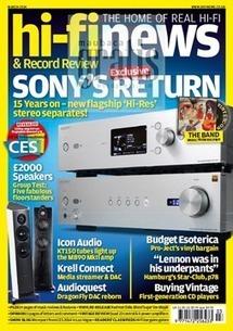 Hi-Fi News - March 2014 UK | eMagazines Direct Download | Scoop.it