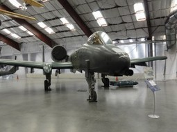 Fairchild Republic A-10 Thunderbolt II – WalkAround | History Around the Net | Scoop.it