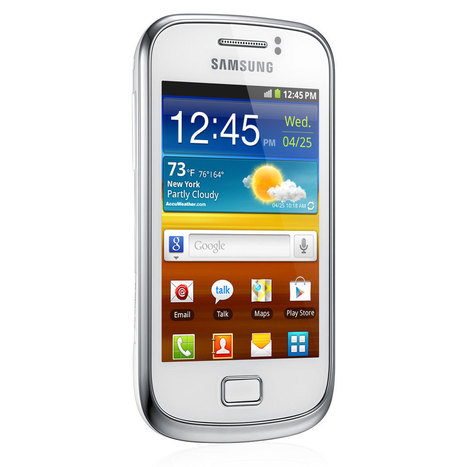 Samsung Galaxy Mini 2 GT-S6500 – Android Smartphone | High-Tech news | Scoop.it