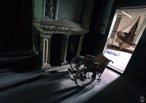 The House of Wheelchairs | Urban Decay Photography | Scoop.it