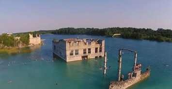 Get Ready to Jump in Estonia's Rummu Underwater Prison | Wanna #scuba dive in jail? | Scuba Diving | Scoop.it
