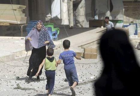 Los niños suponen el 27% de los muertos en los bombardeos de Siria | Activismo en la RED | Scoop.it