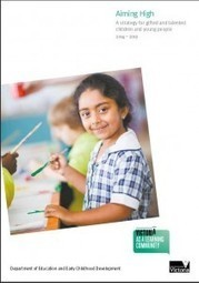 Aiming High: A strategy for gifted and talented children and young ... | Literacy and Enrichment in English | Scoop.it