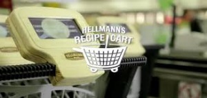 Hellman's Takes the Mayo With the Hellman's Recipe Cart | MarketingHits | Scoop.it