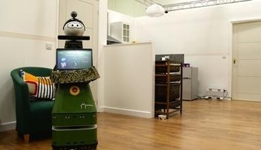Zorgrobots voor ouderen getest in een echt appartement   Ergotherapie   Scoop.it