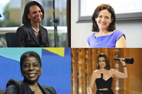 6 Wildly Successful Women Who Had Male Mentors | Brain Break | Scoop.it