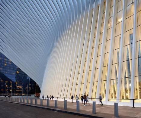 Superb Photographs of World Trade Center Oculus | Les malls & autres grands projets | Scoop.it