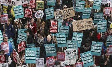 Why the privatisation of student debt must be resisted | Welfare, Disability, Politics and People's Right's | Scoop.it