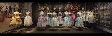 Centre National du Costume de Scène | Christian Lacroix, La Source et le Ballet de l'Opéra de Paris | Modni i scenski kostim | Scoop.it