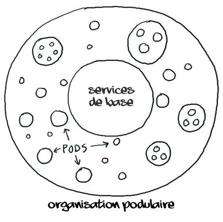 L'organisation podulaire: Une entreprise au sein de l'entreprise | Et si on changeait de paradigme managérial? | Scoop.it