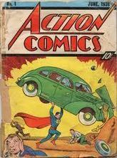Superman comic sells for $2.16m! | Great Business Ideas | Scoop.it