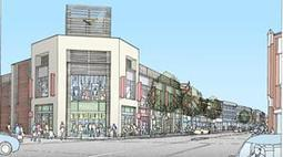 Allies & Morrison wins planning for Ealing shopping centre revamp - Building Design | building glazing | Scoop.it