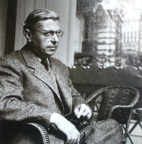 Le Blog de Jean-Paul Sartre Discovered | Philosophy everywhere everywhen | Scoop.it