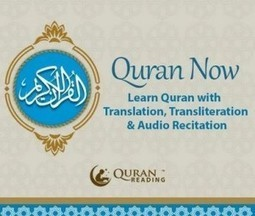 The Holy Qur'an App for mobile devices | learn islam | Scoop.it