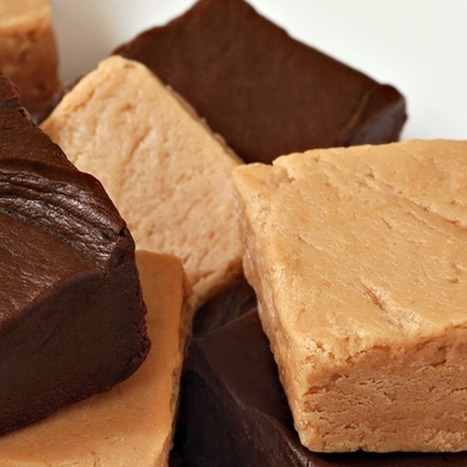 Peanut Butter Fudge | Peanuts, bioactive superfood in a shell | Scoop.it