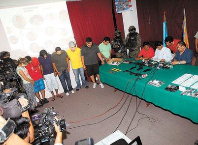 Desbaratan una banda criminal que secuestraba en Santa Cruz - La Razón (Bolivia) | Crime in Teens | Scoop.it