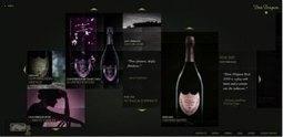 Luxe digital #2 : champagne, luxemosphère, et sensorialité   Du raisin au vin   Scoop.it