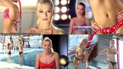 Photos : Katrina Patchett sexy dans Splash (15/02/13) | Radio Planète-Eléa | Scoop.it