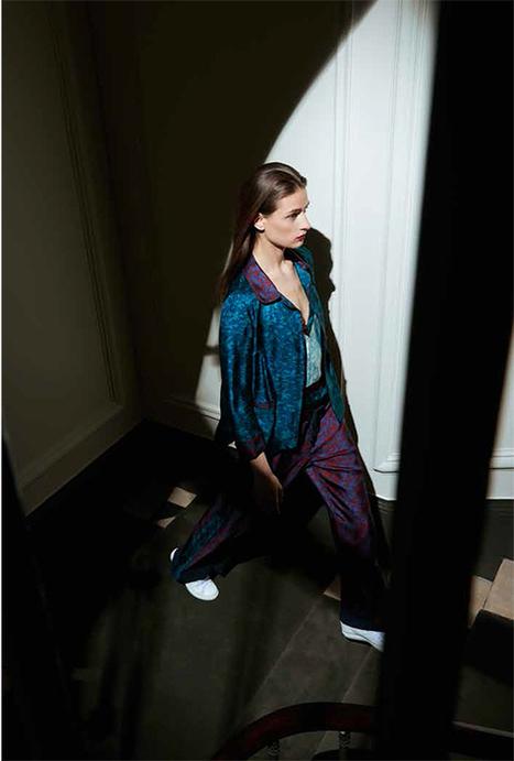 Georges Rech Paris X Christine Phung - Fashion Spider - Fashion Spider – Mode, Haute Couture, Fashion Week & Night Show | fashion-spider mode | Scoop.it