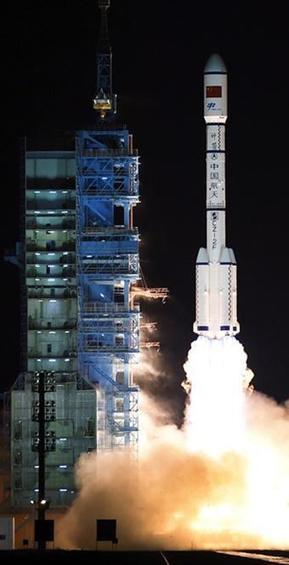 It's Full of Stars — China Launches Its 2nd Space Station China has... | Outbreaks of Futurity | Scoop.it