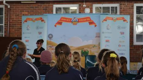 Cyber safety key message for Wagin Constable Care visit - Wagin Argus | The Cyber Playground - Teens in the Online World | Scoop.it